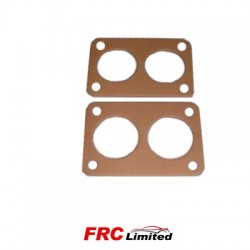 Weber 40 DCNF Carburettor to Manifold Gasket x2