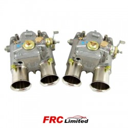 2 x (Pair) Weber 48 DCO 2-SP Carburettors - 1963000700