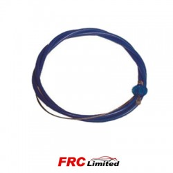 Throttle Linkage Cable Blue 3 Metre