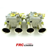 2 x (Pair) Weber 45 DCOE 152G Carburettors -  FORD ZETEC 2L 16v - 5 Progression Holes - 1790026300