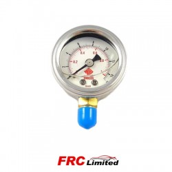 Fuel Pressure Gauge Glycerine Filled 1/8 NPTF