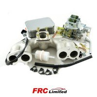 Land Rover 2286cc Series 2A/3 - Weber 32/36 DGV - Twin Choke Carburettor Kit