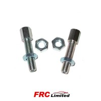 2 x Throttle Cable Adjusters 52mm
