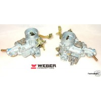 VW Beetle/Buggy Air Cooled Engines Weber 34 ICH Carbs Pair