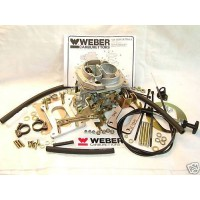 VW Golf,Jetta 1272cc 1983-90 Weber 32/34 DMTL Carb Replaces Pierburg