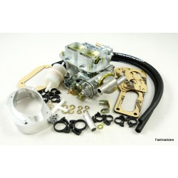 Ford 2.3 V6 Cologne Weber 38 DGAS Carb Auto Choke With Fittings