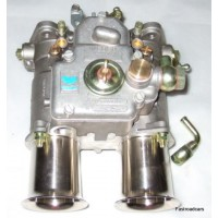Weber 45 DCOE 9 Carburettor With Brass Float & Fuel Union