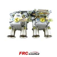 Weber 45 DCOE 5 Prog 152G Carburettors - Ford 2.0 ZETEC - with Inlet Manifolds & Linkages