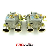 2 x (Pair) Weber 40 DCOE 18K Carburettors - Lotus Twincam - Original Spec