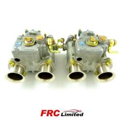 2 x (Pair) Weber 40 DCOE 18K Carburettors - Lotus Twincam - Original Spec