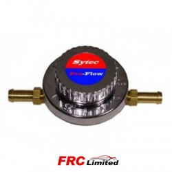 Pro-Flow Fuel Pressure Regulator Easy Fit For Carbs - Sytec