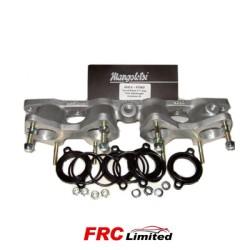 Ford 1600 X Flow Mangoletsi Inlet Manifold Short