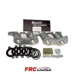 Fiat 124ST/125/132/131 Twincam Carb Inlet Manifold 40 DCOE