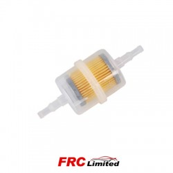 Carburettor In Line Fuel Filter 6mm & 8mm Fitting