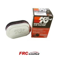 K&N Air Filter - ICH - ICT - Neck Clamp