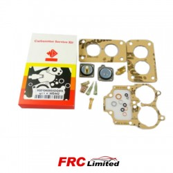 Weber 38 DGMS Carb Service kit with Base Gaskets