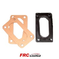 Weber DGV/DGAV/DCD Carb Base Spacer Block and Gaskets 15mm