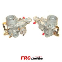 2 x Weber 34 ICT  Carburettors VW Air Cooled (Pair)