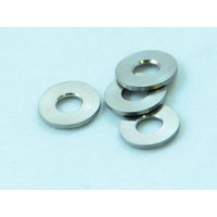 Weber DCOE Carb Pump Jet Alloy Washers - Set of 4