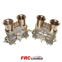 2 x  (Pair) Weber 48 IDF 7 Carburettors - VW Air Cooled - Ford V8
