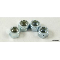 Weber DCOE 40/45/48 Mounting Lock Nuts x4