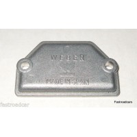 Weber DCOE/IDF Carb Cold Start Device Blanking Plate Alloy