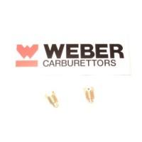 Weber 45 DCOE Choke & A.Vent Locating Screws