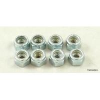 Weber DCOE Stud Mounting Lock Nuts 5/16 UNF - Set of 8