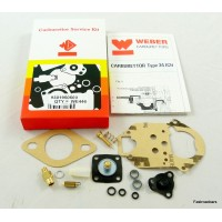 Weber 32 or 34 ICH/ICT Carb Service Kit