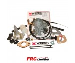 Weber 34 ICH Carburettor Kit  - FORD TRANSIT 2.0 1986-on