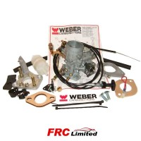 Weber 34 ICH Carburettor Kit  - FORD TRANSIT 1.6 1987-on