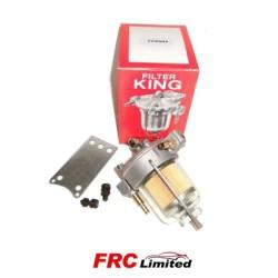 Fuel Regulator Filter King 67mm - Clear Bowl