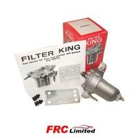 Fuel Regulator Filter King 67mm - Alloy Bowl