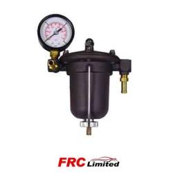 Fuel Regulator Filter King 85mm Alloy Bowl & Gauge