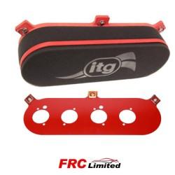 ITG Megaflow Air Filter Box DCOE - 107mm