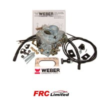 Weber 32/34 DMTL Carburettor - Ford 2.0 OHC -  Replaces 30/34 DFTH