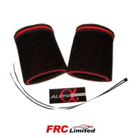 Air Filter Socks Pair DCOE/DHLA Carb Airhorns/Rampipes Alpha