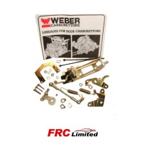 Weber DCOE/SP Throttle Linkage Top Mount Single Cable