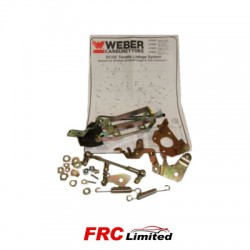 Weber DCOE/SP Linkage Bottom Mounting Single Cable