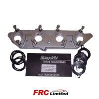 Ford OHC Pinto Mangoletsi Inlet Manifold - Weber 45