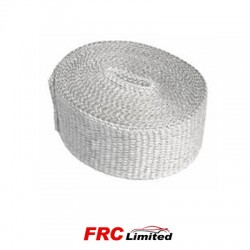 Exhaust Wrap Weave - 5 metre  x 100mm Roll