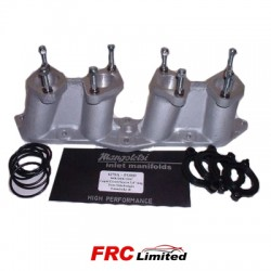Ford OHC Pinto 1.6/2.0 Inlet Manifold 45 DCOE x2 Escort
